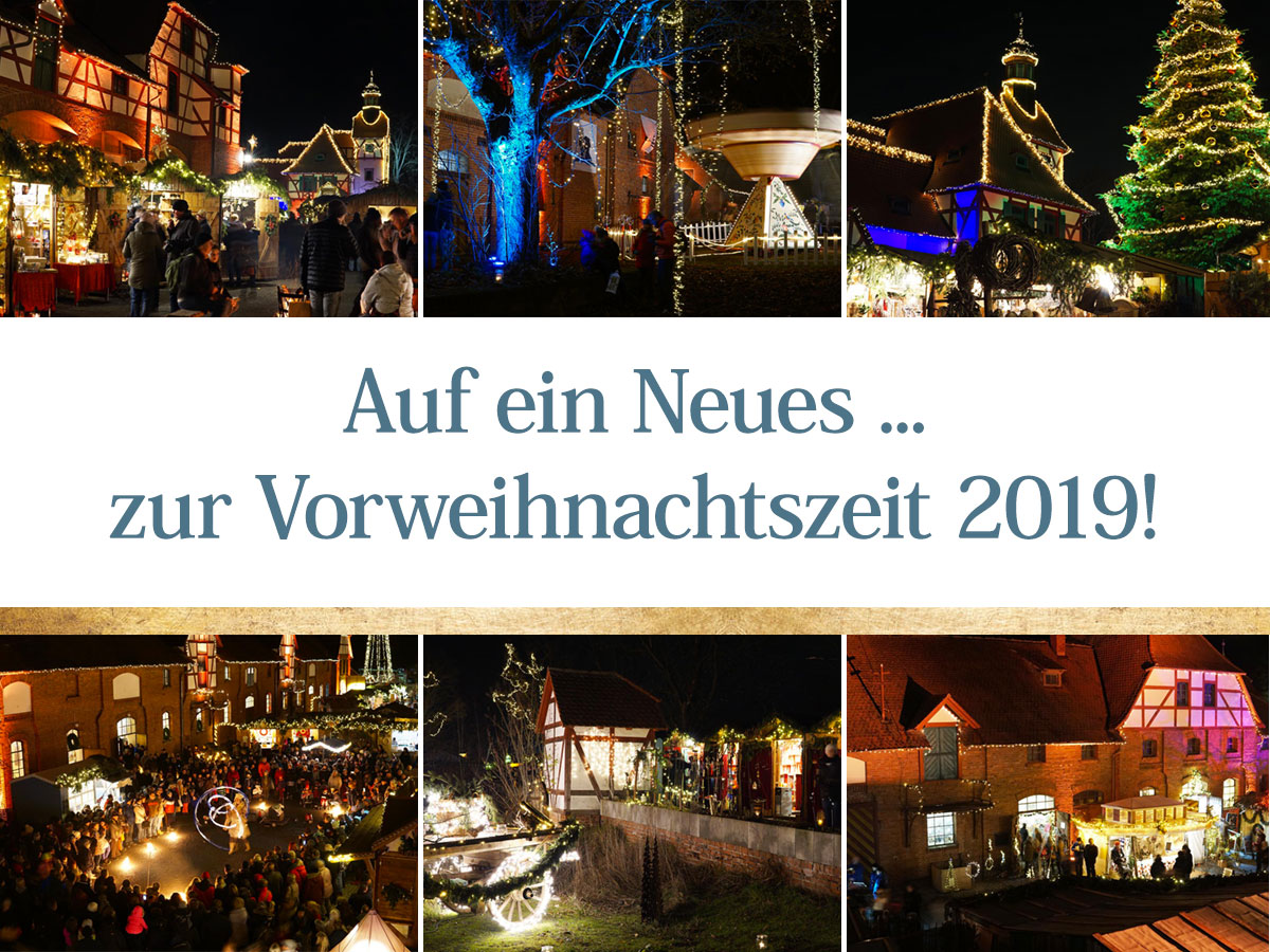 Das Weihnachtsmarkt.Romantischer Weihnachtsmarkt Gut Wolfgangshof Bei Nürnberg